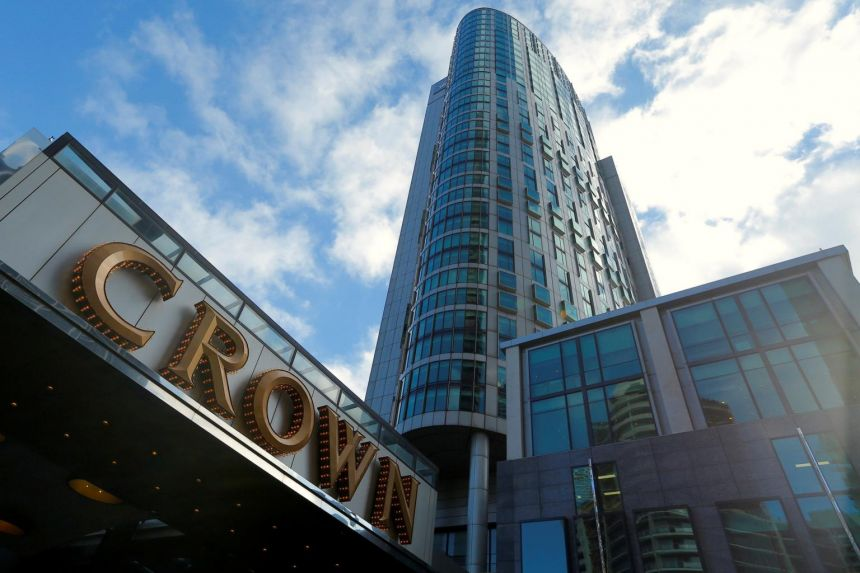 An inquiry into money laundering allegations found Crown Resorts CEO Ken Barton was not fit for the job.
