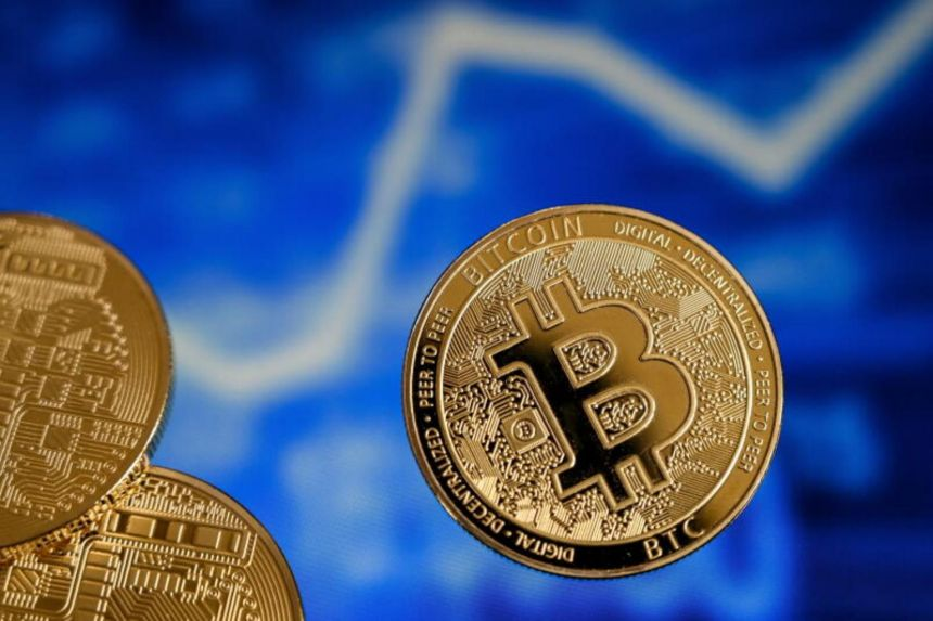 Bitcoin has risen eightfold since last March and has added more than US$700 billion in market value since September.