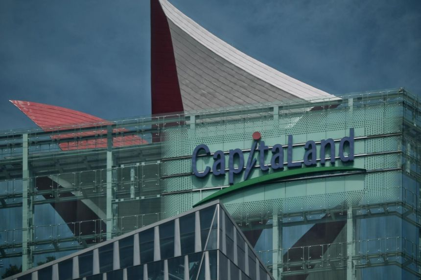 CapitaLand saw a 66.1 per cent drop in other operating income to $369.8 million, from $1.09 billion a year ago.