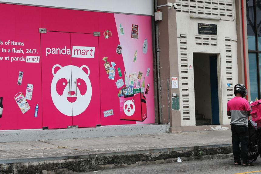 Foodpanda, best-known for its food delivery business, launched Pandamart in 2019 in Singapore.