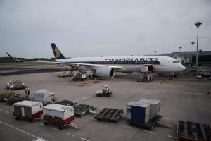 SIA flights from Melbourne to Singapore will continue to operate as scheduled.