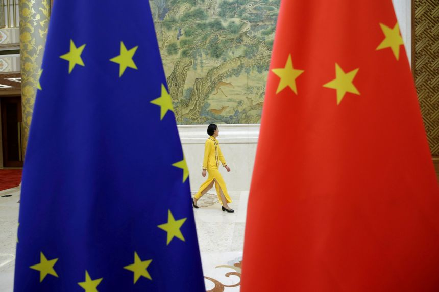 The EU and China are seeking to ratify an investment deal that would give European companies better access to the Chinese market.