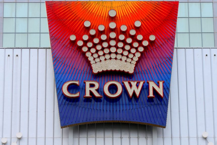 New South Wales' gaming watchdog notified Crown that it has breached the terms of its Sydney contract.