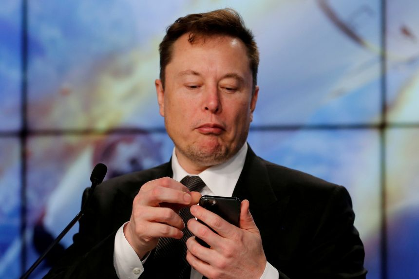 Elon Musk partly contributed to Dogecoin's rising popularity with his frequent tweets about it.