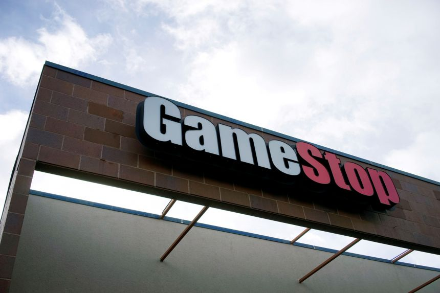 Shares in GameStop soared during a Reddit group's massive buying initiative.