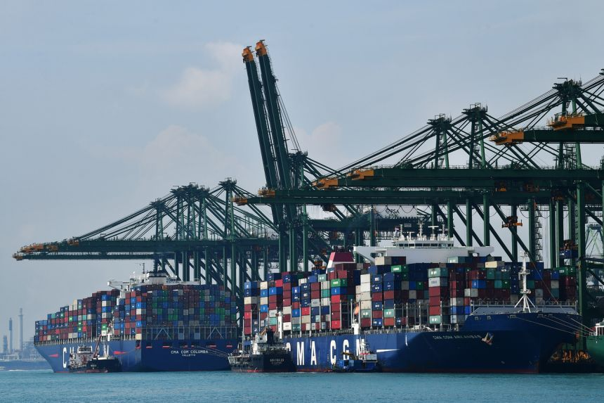The forecast for non-oil domestic exports (Nodx) was kept at between 0 per cent to 2 per cent expansion.