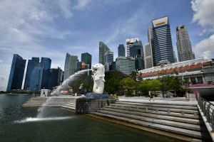 Singapore topped Bloomberg's Covid Resilience Ranking this month.