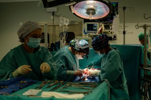 With Covid-19 patients filling ICUs, the number of transplant procedures in Spain fell by 20 per cent last year.