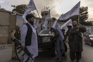 The Taliban are something like the sixth or seventh rebel group to take over a country in the modern era.