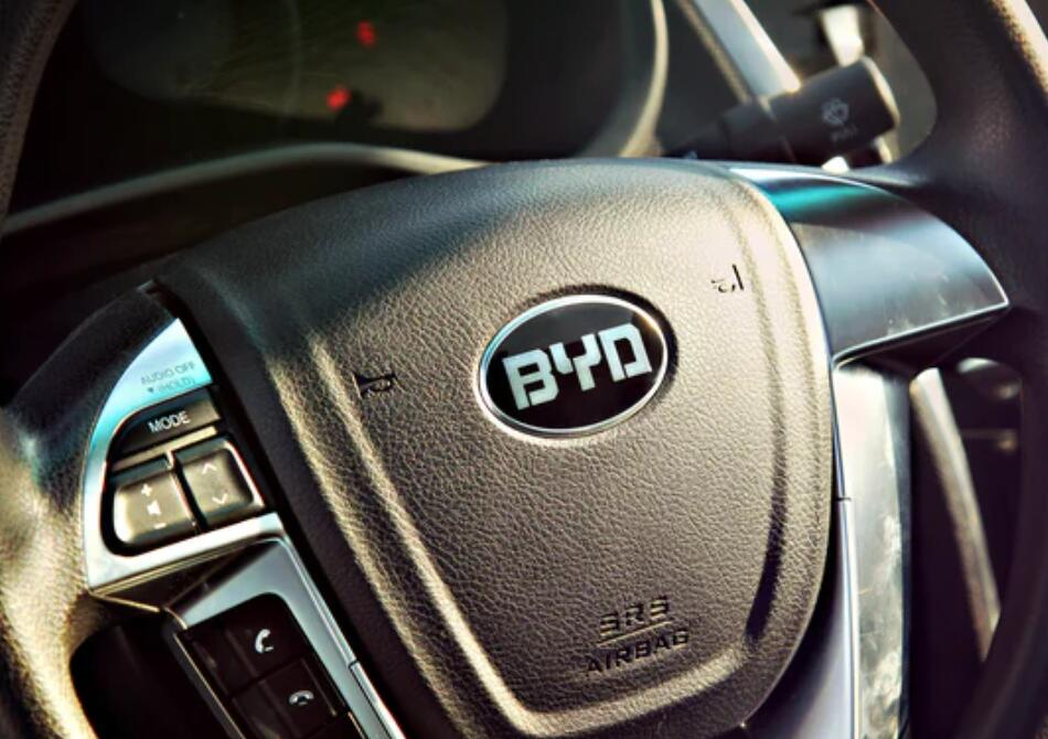 China's Auto Companies' Sales Results in July: BYD (01211.HK) Car Sales Soar Nearly 83%