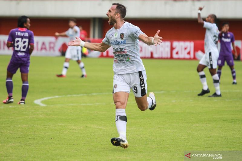 Spaso tak targetkan jumlah gol tertentu di Liga 1 musim 2021-2022
