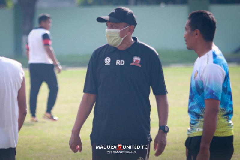Madura United berharap ada dispensasi untuk persiapan Liga 1 2021