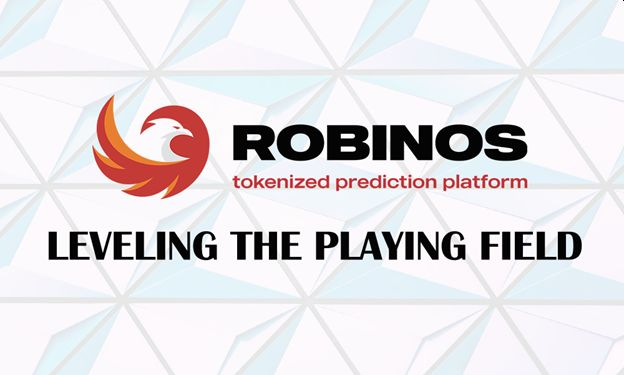 Robinos Releases a New Blockchain Platform for Retail Investors, Traders, and Sport Fans