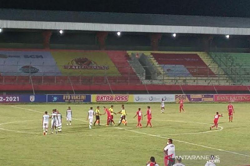 Kalteng Putra puncaki klasemen Liga 2 usai kalahkan Persewar Waropen