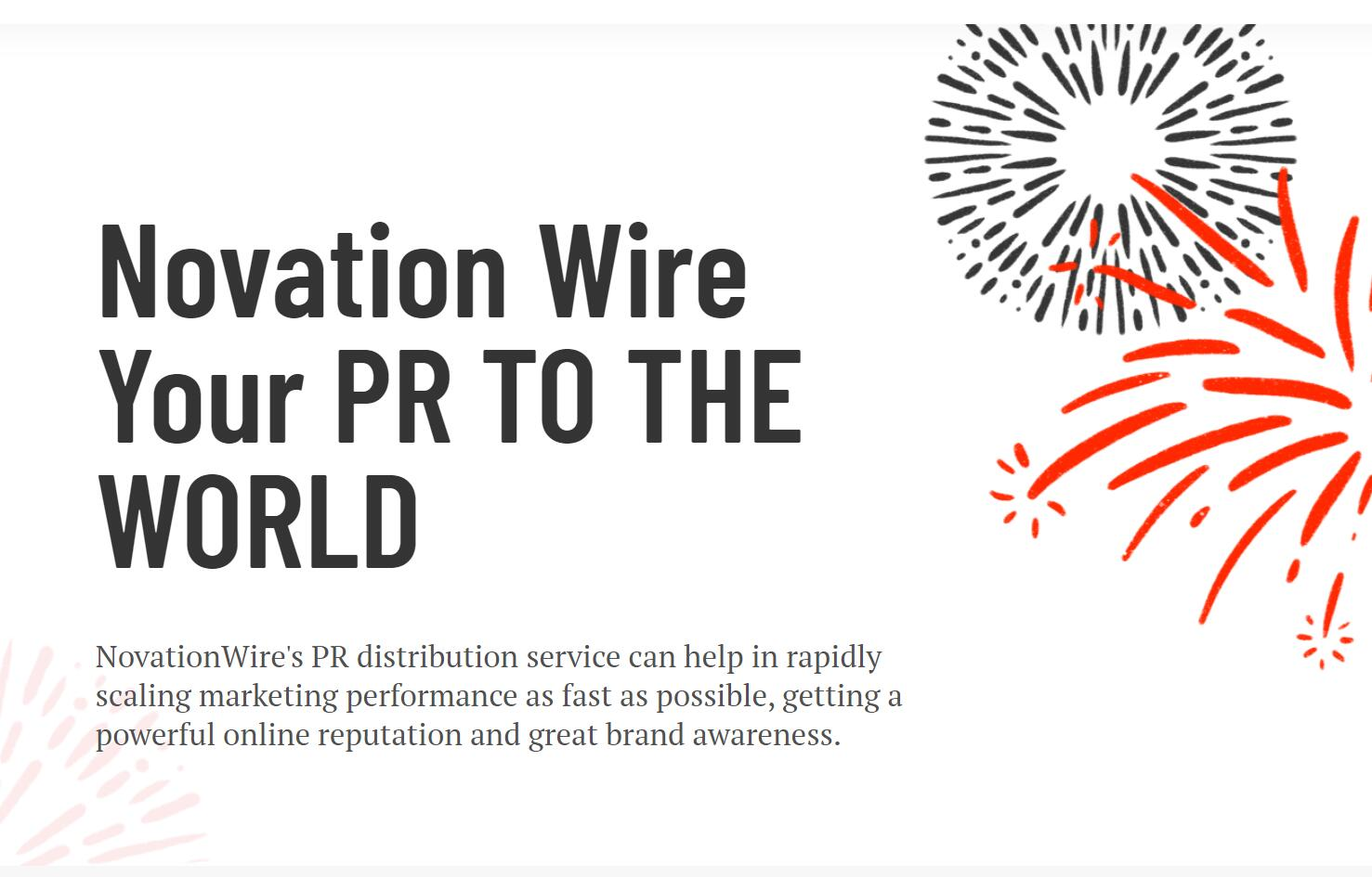Blockchain Exchanges or Defi Projects Build Brand Image with NovationWire's Crypto Media Outlets Distribution Packages
