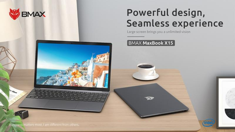 BMAX MaxBook X15: Affordable but Great Laptop with A Large Screen