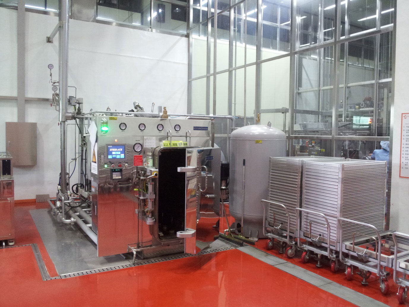 Korea's sterilizer specialist Kyunghan attracts attention in the Indonesian market with STERI-ACE