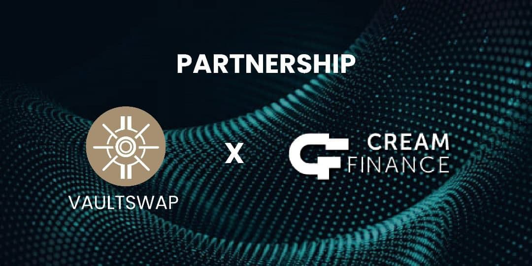 6000 CREAM Airdrop to those who are participating in Vault Tokensale