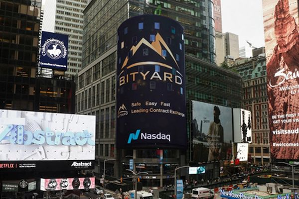 Bityard: Building Competitiveness Through Diverse Trading Services with High Market Data Accuracy and Stability