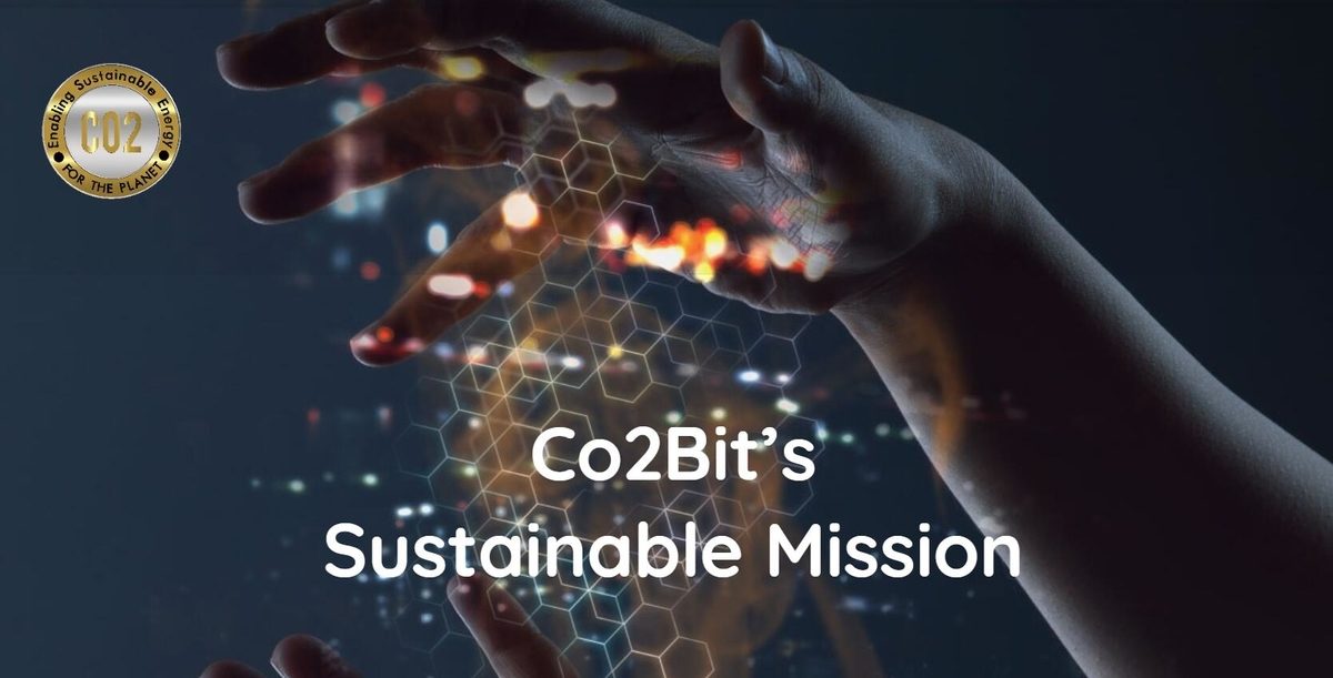 Co2Bitcoin (Co2B) Combatting Global Warming at Coinsbit Exchange