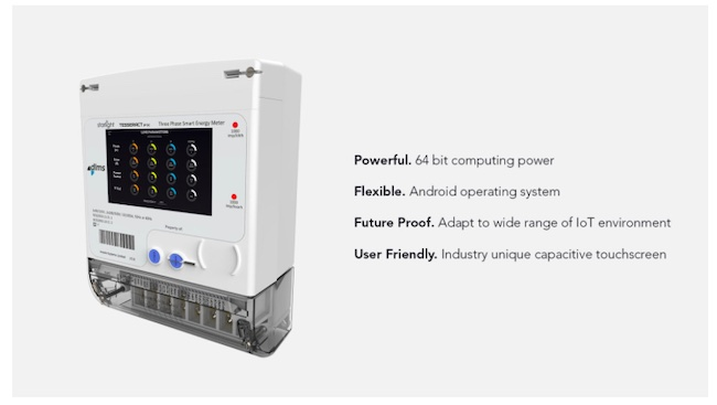 Anacle's Tesseract Selected by the EMA to Develop and Testbed NB-IoT-enabled Advanced Electricity Meters