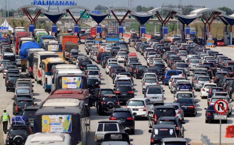 36.570 Orang Masuk Jakarta Usai Libur Lebaran