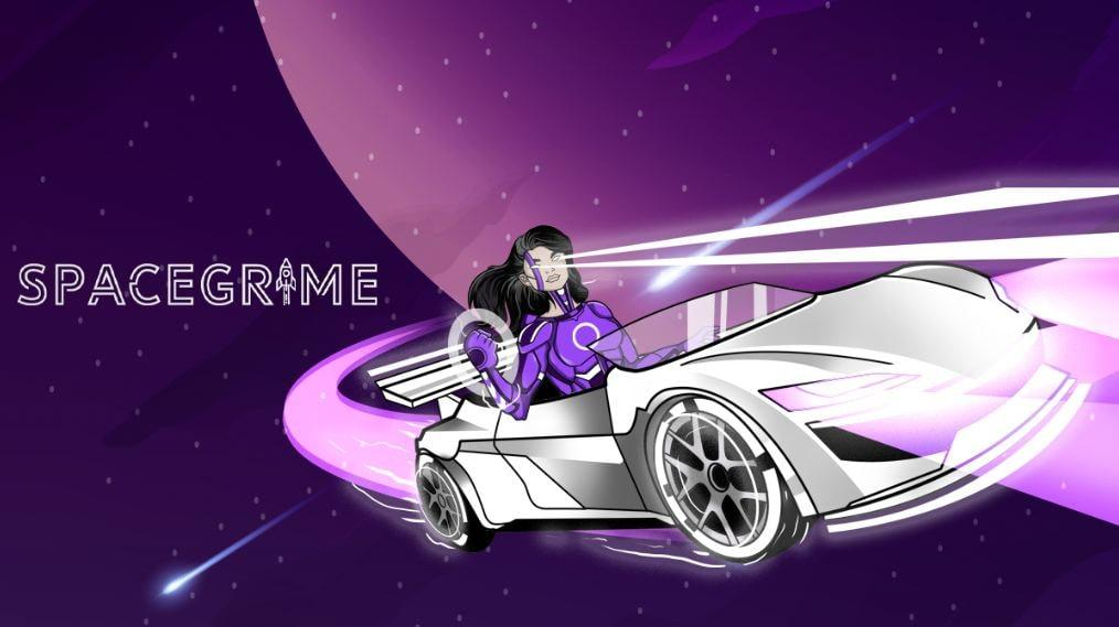 SpaceGrime Launches New Self-Burning First of Its Kind Limited Edition Space Coin X