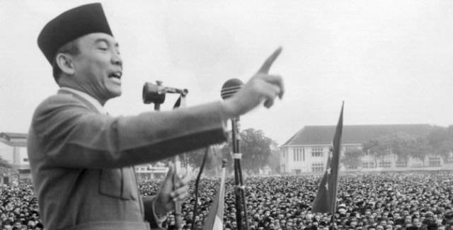 Hari Lahir Pancasila, Soekarno: Saya Bukan Pencipta Pancasila
