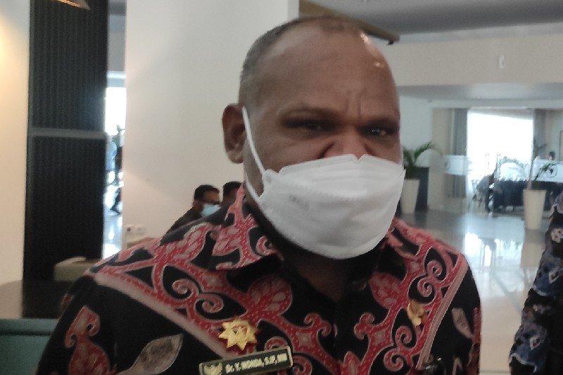Kiat Bupati Puncak Jaya atasi gangguan keamanan
