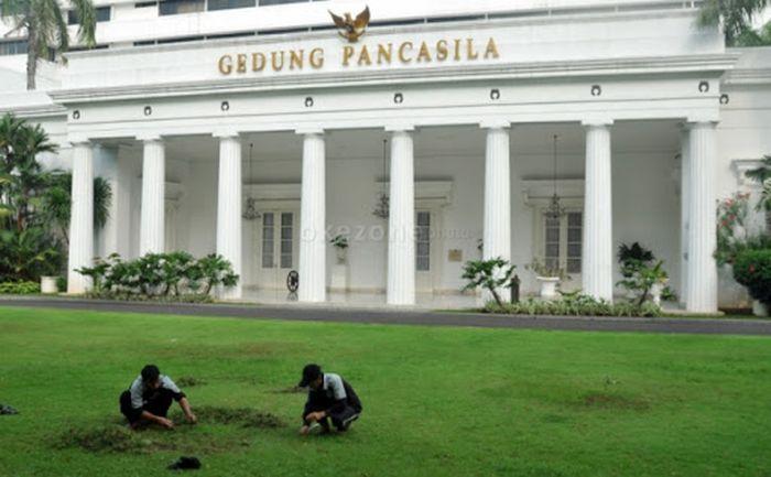 Hari Lahir Pancasila: Sejarah Gedung Pancasila di Taman Pejambon