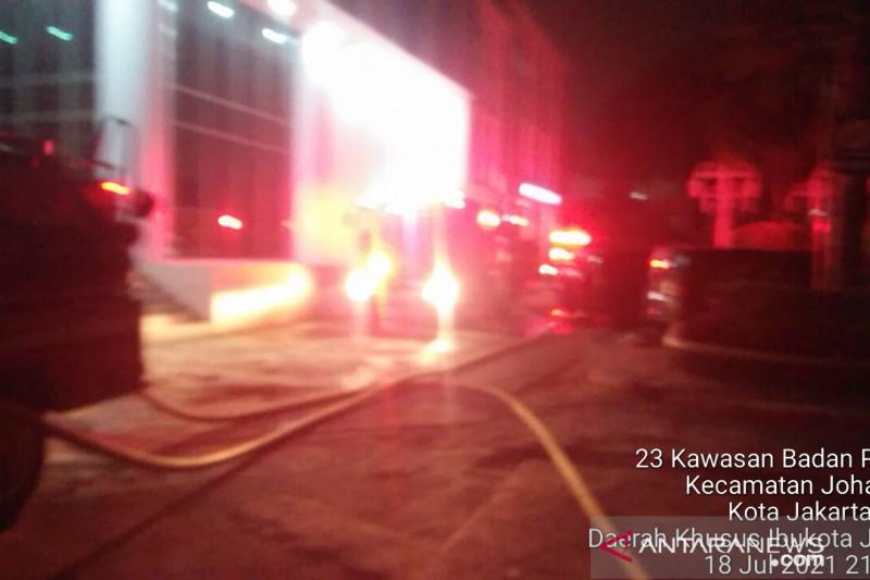 Kemarin, kebakaran di gedung BPOM hingga sapi kurban dari Presiden