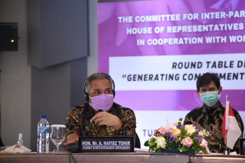 Anggota DPR soroti temuan BPK  soal dugaan manipulasi data