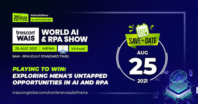 A Virtual Gathering of Global AI Leaders to Explore MENA's Untapped Opportunities in AI and RPA