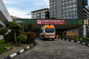 The Ministry of Health has asked all hospitals to defer non-urgent operations and admissions for now.