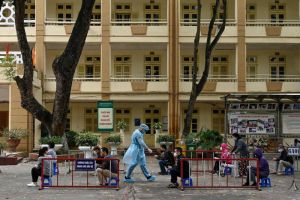 Vietnam has so far reported only 17,576 cases of Covid-19 and 81 deaths,