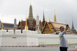Fully vaccinated foreign travellers will be able to visit Bangkok and four other provinces without undergoing two weeks' hotel quarantine from Oct 1, 2021.