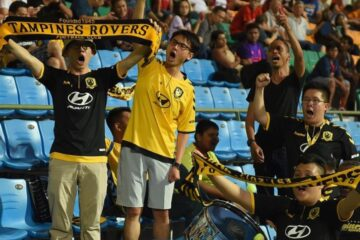 Fans thrilled games back tomorrow