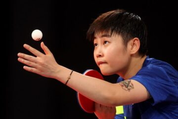 Table tennis: Singapore have mountain to climb to reclaim Olympic medals