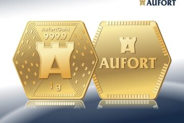 Aufort Launches Digital Gold Retail Platform and a Million Euro Gold Bounty Aimed at New Traders