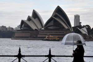 Sydney, Australia's largest city and home to a fifth of the country's 25 million population, is halfway through its two-week lockdown.