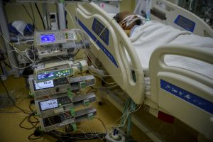 Malaysia's hospitals have been struggling to cope with the rising daily number of Covid-19 patients.