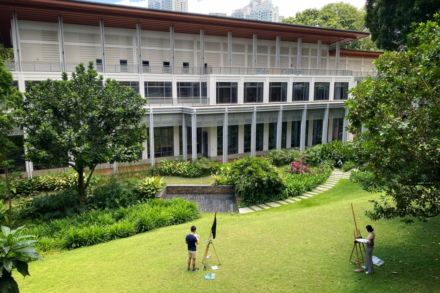 What's behind the decision to close Yale-NUS College?