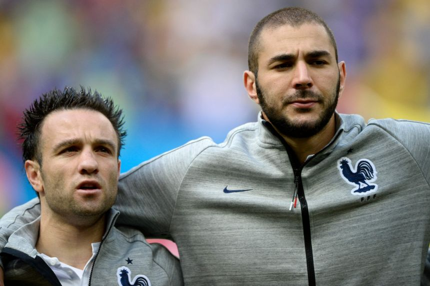 Football: Valbuena felt 'in danger' over sex tape, Benzema trial hears