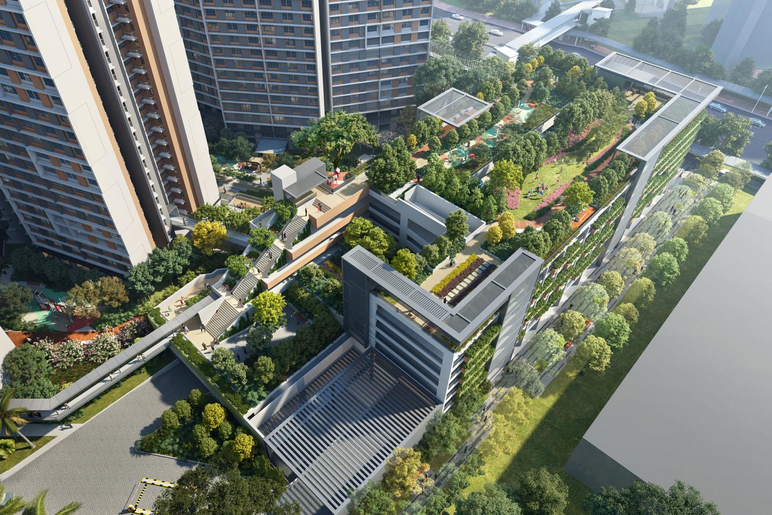Queenstown to be Singapore's first health district with senior-friendly design, community programmes