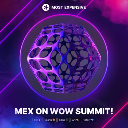Mostexpensive Platform Official Launch on WOW Summit