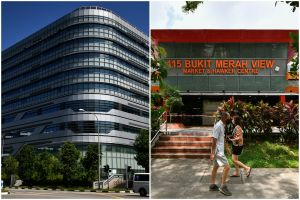 A porter at Changi General Hospital and three more people linked to the Bukit Merah View Food Centre cluster were among the cases reported on June 24, 2021.