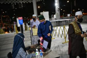 Over 18,000 people have successfully registered for Hari Raya Haji morning prayers across 66 mosques here.
