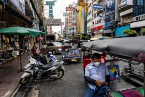 Thailand has struggled to stem the pandemic after its initial success to combat the virus last year.