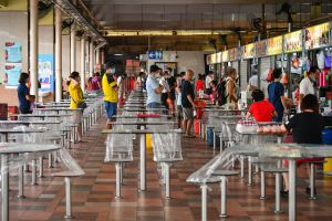 Chong Boon Market & Food Centre will be closed to the public until Aug 1.