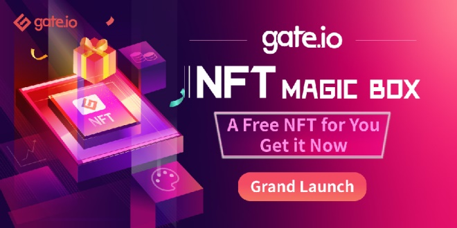 Gate.io to Launch NFT Platform for Creators
